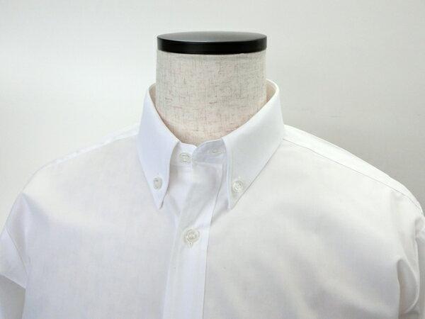 OUTLETスクールシャツ★男子用ボタンダウンシャツ