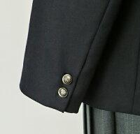 OUTLET★hiromichinakanoスクールブレザー女子用紺トリミングエンブレム付本体\24000↓02P01Mar16