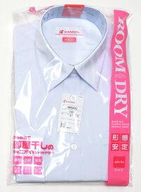 カンコールームドライ半袖女子スクールシャツ150A〜175A速乾・形態安定・透け防止・UVカット・抗菌・消臭加工カンコー学生服の高機能スクールシャツ