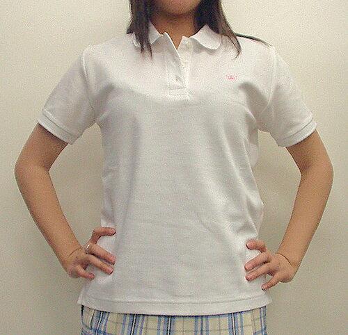 【メール便OK】オリーブ・デ・オリーブ★クラウンマーク刺しゅう半袖ポロシャツ02P02Aug14