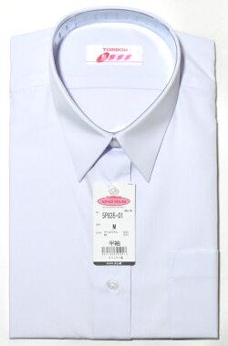 【3枚セット】半袖スクールシャツ【女子用】TOMBOW(トンボ)快適清潔シャツS-EL形態安定・抗菌防臭白