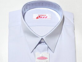 半袖スクールシャツ【女子用】TOMBOW(トンボ)快適清潔シャツS-EL形態安定・抗菌防臭白
