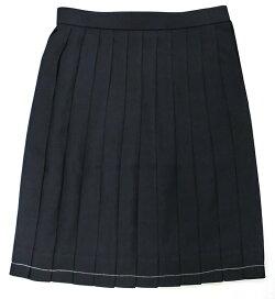 制服スカート【Bencougar(ベンクーガー)ウォッシャブルなポリエステル100%濃紺プリーツスカート(オールシーズン)】
