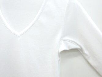 セーラー服インナーセーラーズニット七分袖(長袖用)ミッシェルクランスコレール【メール便OK】S〜LL保湿・天然抗菌アロエージュ使用・汗脇パッド付き★カンコー