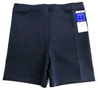 スクールスパッツ紺股下長め制服スカートインナー大きいサイズ