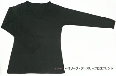 オリーブ・デ・オリーブカインドリーヒートインナーS/M/L/BL黒