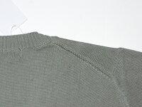 スクールセーター綿混8ゲージVネック紺/グレー男子/女子春/秋/冬ウォッシャブル毛玉ができにくいトンボ学生服&be(アンビー)