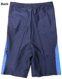 スクール水着女子セパレート型ネイビー(紺)ライン入りS/M/L/LLTOPACE(トップエース)中学高校水泳着
