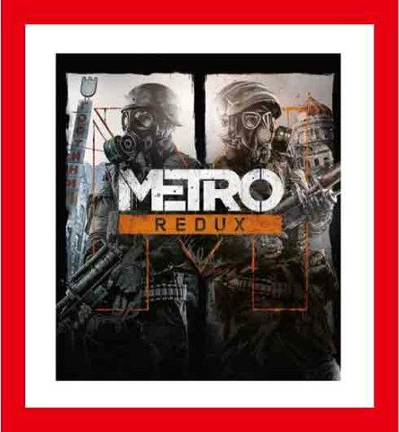 【新品】(税込価格)PS4 メトロ リダックス PS4版◆取り寄せ品◆当店からの発送は2〜3営業日後