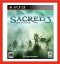 【新品】(税込価格)PS3 セイクリッド3 ◆取り寄せ品◆当店からの発送は2〜3営業日後