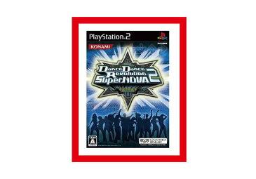 【新品】(税込価格)PS2 DanceDanceRevolution SuperNOVA2(ダンスダンスレボリューションスーパーノヴァ2)