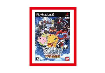 【新品】(税込価格) PS2 デジモンセイバーズアナザーミッション