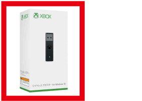 【新品】(税込価格)XboxOneワイヤレスアダプターforWindows10