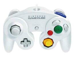 新品未使用(税込価格)Wii用/ゲームキューブコントローラホワイト【任天堂純正品】