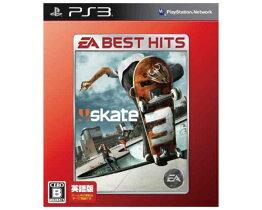 【新品】(税込価格)PS3スケート3英語版国内正規版(日本語マニュアル同梱)EABESTHITS版