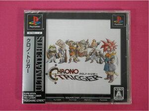 【新品】 名作RPG!伝説が、動きだす!【新品】(税込価格) PS クロノトリガー CHRONO TRIGG...