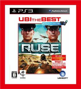 【新品】シミュレーション激戦地ヨーロッパ戦線生き残れ【新品】(税込価格) PS3 RUSE (ルーズ...