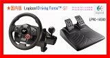 【新品】(税込価格) PS3対応/PS2対応【国内版】ロジクール ドライビングフォースGT Logicool Driving Force GT(LPRC-14500)