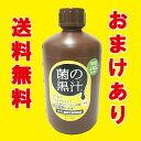 【送料無料】 菌の黒汁1L (1000ml) 善玉菌入(光合成細菌)液体有機たい肥 レビュー書い...