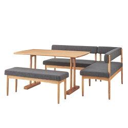 ダイニングテーブル/セット/伸縮/低め/丸/ダイニング/食卓/木製/無垢/テーブル/ガラス//