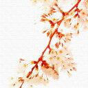 桜 アートパネル FLOWER XLサイズ 100cm×100cm l...