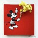 ミッキーマウス IKEBANA 生きてるインテリア IKE-