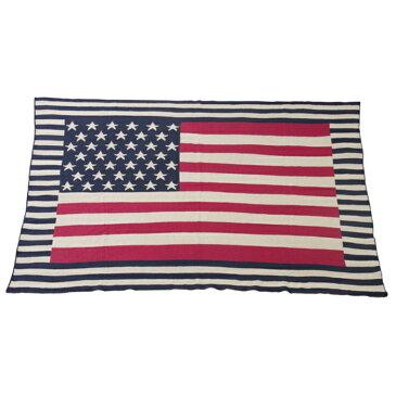 ブランケット シート用 TTZ USA国旗 az-ttz-205送料無料 北欧 モダン 家具 インテリア ナチュラル テイスト 新生活 オススメ おしゃれ 後払い