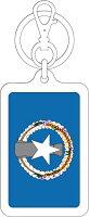 KSK462 サイパン SAIPAN 国旗キーホルダー 旅行 スーツケース