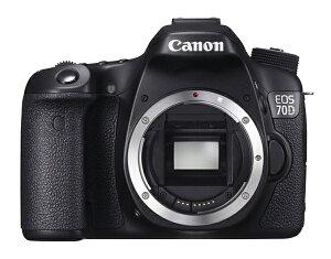 送料無料■EOS70D キャノン デジタル一眼レフカメラ(ボディ)【smtb-k】【ky】