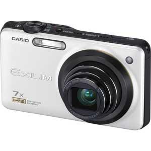 送料無料■EX-ZR15-WE カシオ エクシリム デジタルカメラ【smtb-k】【ky】