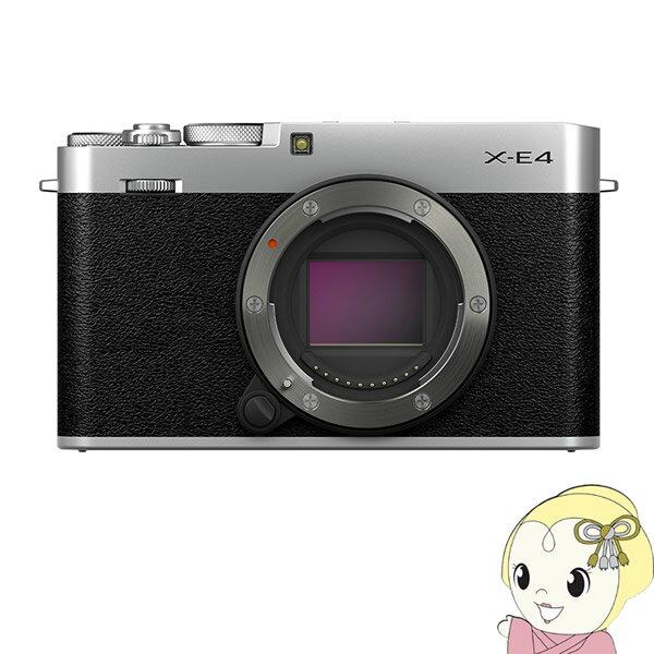 デジタルカメラ, ミラーレス一眼カメラ FUJIFILM X-E4 KK9N0D18P