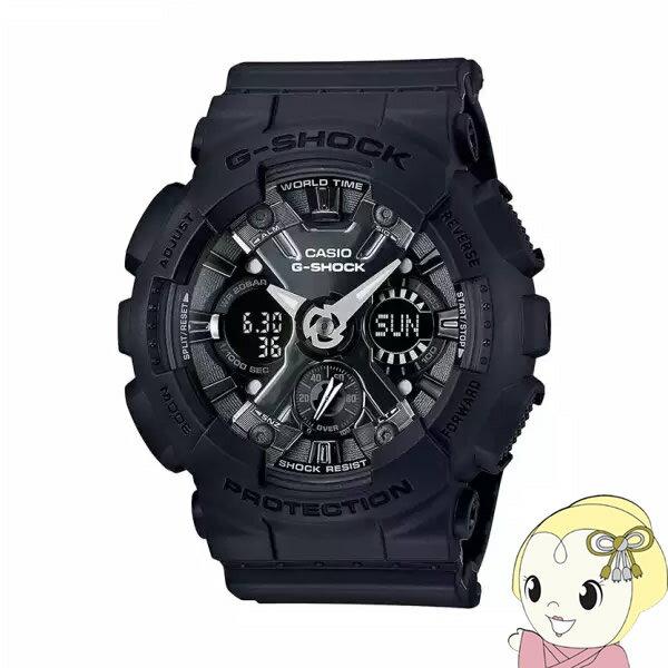 腕時計, 男女兼用腕時計  CASIO G-SHOCK GMA-S120MF-1AKK9N0D18P
