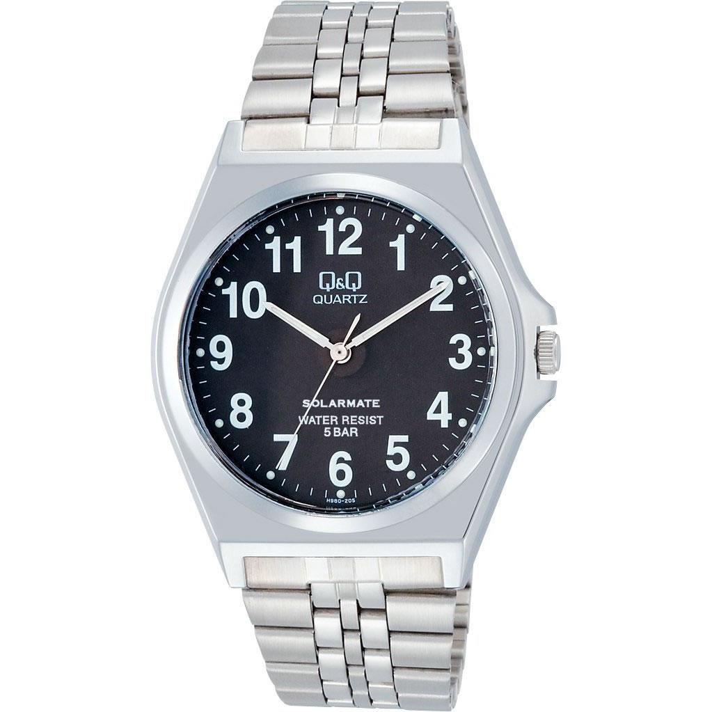 [予約]シチズン 腕時計 Q&Q SOLARMATE スタンダード&スポーツ H980-205【KK9N0D18P】