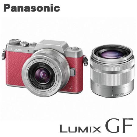 パナソニック LUMIX DMC-GF7W ダブルズームレンズキット