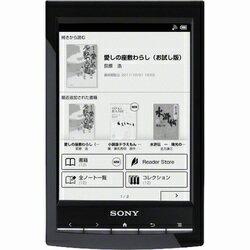 [予約]送料無料■PRS-T1-B ソニー 電子書籍リーダー WiFiモデル 6型 ブラック【smtb-k】...