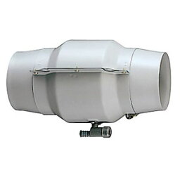 V-26ZMT2 三菱電機 丸形中間取付形ダクト用ファン 金属ボディ/浴室・トイレ・洗面所用【KK9N0D18P】