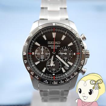 【あす楽】【在庫僅少】[逆輸入品] SEIKO クオーツ 腕時計 クロノグラフ SSB031P1【smtb-k】【ky】【KK9N0D18P】