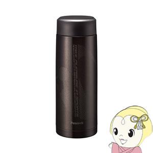 ピーコック ステンレスボトル 0.6L クリアブラック AMG-61-BC【KK9N0D18P】