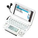 送料無料■PW-G5200-W シャープ 電子辞書 Brain 高校生モデル ホワイト系【smtb-k】【ky】