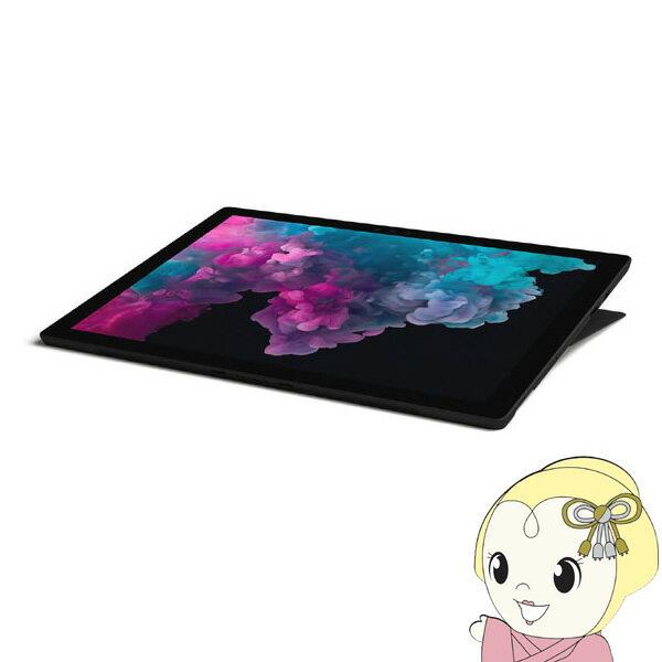 マイクロソフト タブレットパソコン Surface Pro 6 [Core i7/メモリ 16GB/ストレージ 512GB] KJV-00028 [ブラック]【smtb-k】【ky】【KK9N0D18P】