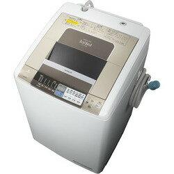 送料無料■BW-D8MV-N 日立 洗濯乾燥機 ビートウォッシュ 洗濯8.0kg/簡易乾燥4.5kg 【smtb-k】【ky】【RCPmar4】
