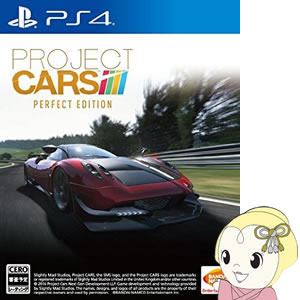 [予約 6月9日以降][PS4用ソフト] PROJECT CARS PERFECT EDITI…