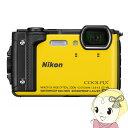 ニコン デジタルカメラ COOLPIX W300 [イエロー...