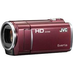 送料無料■GZ-HM670-R ビクター Everio エブリオ ビデオカメラ ハイビジョンメモリームービー...