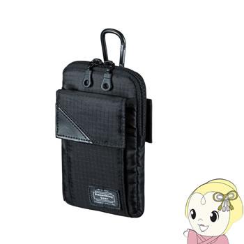 PDA-MGSG2BK サンワサプライ スキミング防止ポケット付きマルチガジェットケース(M)【KK9N0D18P】