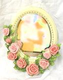 【姫カガミ】ローズな鏡3☆最高にキュートなミラー