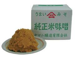 純正米こうじ味噌 2Kg