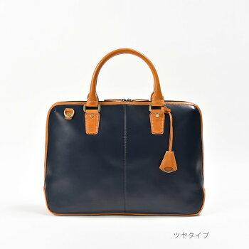 ブリーフケース/本革牛革ビジネスバッグGA001
