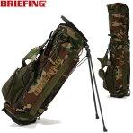 ブリーフィングBRIEFINGゴルフスタンド式カモ柄キャディバッグCR-4#02COMBIBRG204D01