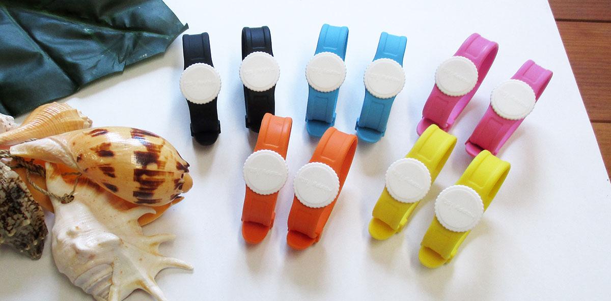 日本気圧バルク工業『天気痛バンド マグネットタイプ』